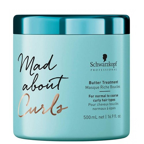Schwarzkopf Mad About Curls Butter Treatment