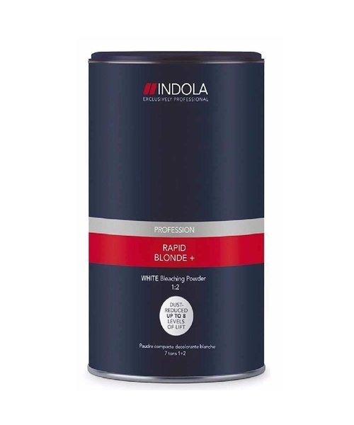 Indola Profession Bleach Blond+ White - 450gr,