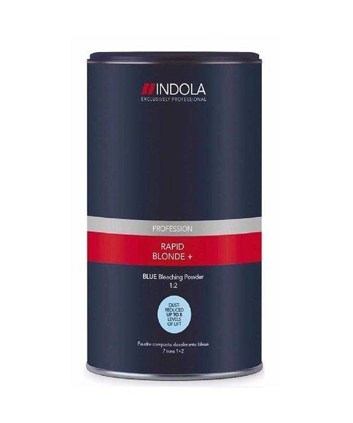 Indola Profession Bleach Blond+ Blue - 450gr,