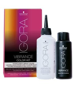 Igora Vibrance Color Kit