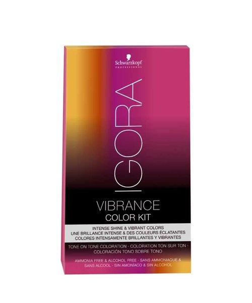 Schwarzkopf Igora Vibrance Color Home Coloring Kit - 60ml+60ml