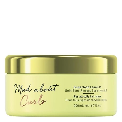 Schwarzkopf Mad About Curls Superfood Leave-in - 200ml