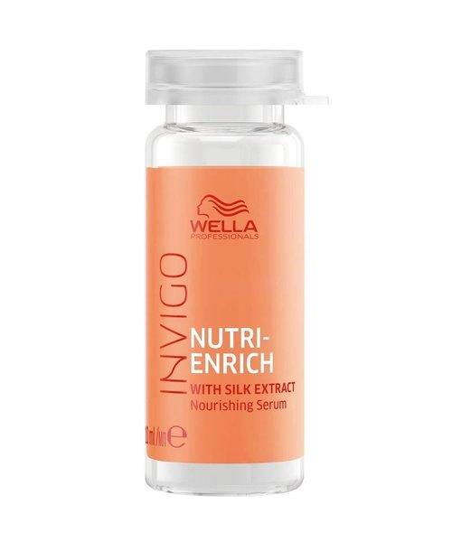 Wella Invigo Nutri Enrich Nourishing Serum - 8x10ml