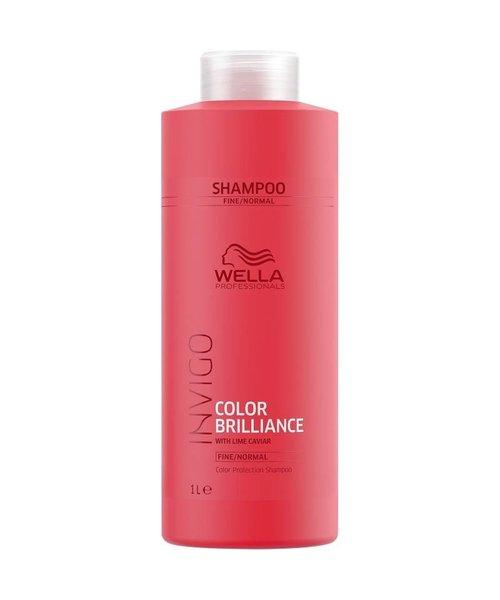 Wella Invigo Color Brilliance Shampoo Fijn/Normaal haar