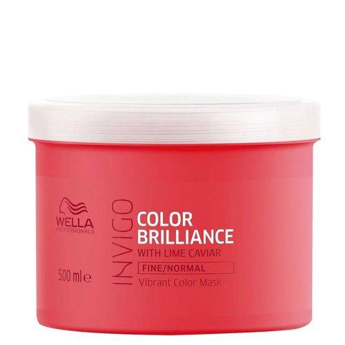 Wella Invigo Color Brilliance Masker - fijn/normaal