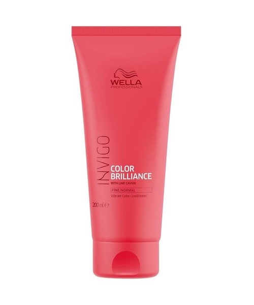 Wella Invigo Color Brilliance Conditioner - fijn/normaal haar