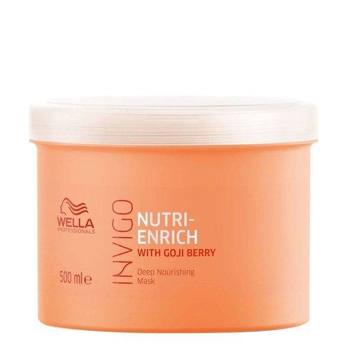 Wella Invigo Nutri Enrich Deep Nourishing Masker - Copy