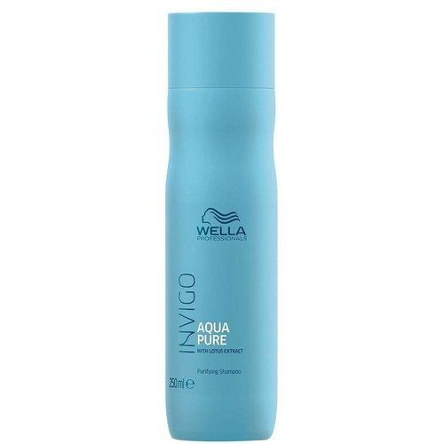Wella Invigo Aqua Pure Purifiying Shampoo