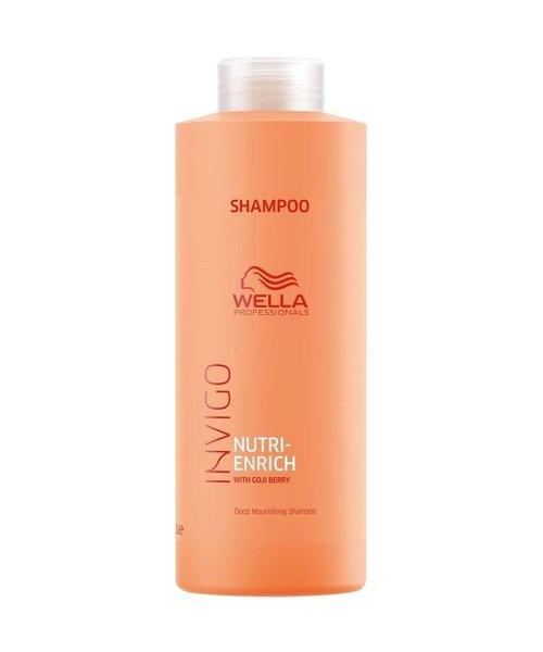 Wella Invigo Nutri Enrich Deep Nourishing Shampoo