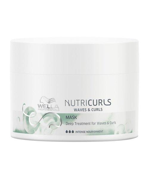 Wella Nutricurls Deep Treatment Mask for Curls & Waves