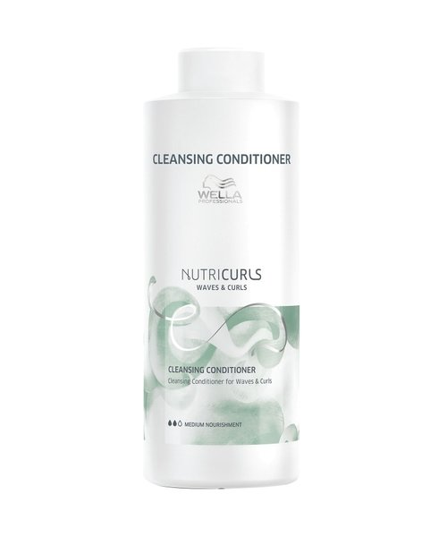Wella Nutri Curls Cleansing Conditioner for Waves & Curls