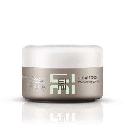 Wella EIMI Texture Touch Matte Clay - 75ml