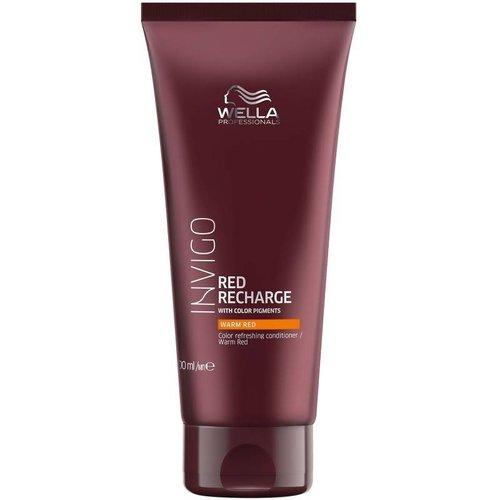 Wella Invigo Red Recharge Kleur Conditioner - 200ml