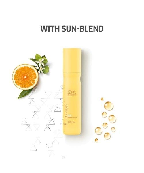 Wella Sun Protection Spray Fijn/Normaal Haar - 150ml