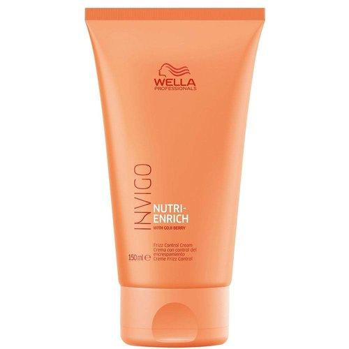 Wella Invigo Nutri-Enrich Frizz Control Leave-in Cream - 150ml