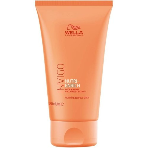 Wella Invigo Nutri Enrich Warming Express Masker - 150ml