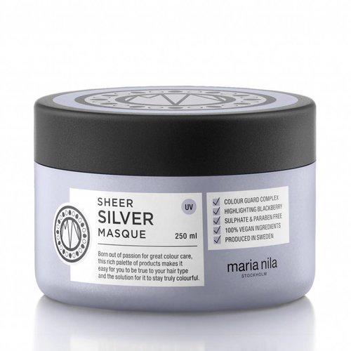 Maria Nila Palett Sheer Silver Mask - 250ml