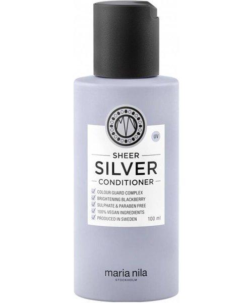 Maria Nila Palett Sheer Silver Conditioner