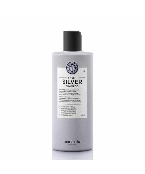 Maria Nila Palett Sheer Silver Shampoo