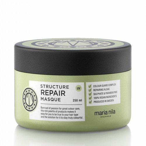 Maria Nila Palett Structure Repair Mask - 250ml