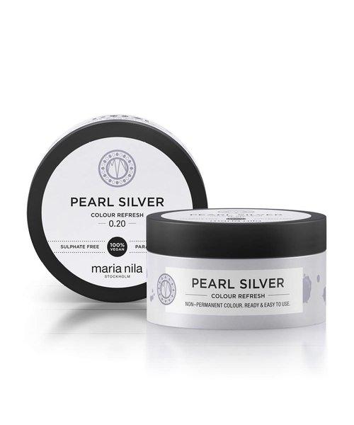 Maria Nila Colour Refresh 0.20 Pearl Silver