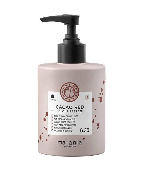 Maria Nila Colour Refresh 6.35 Cacao Red