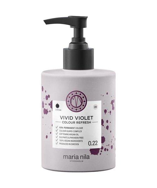 Maria Nila Colour Refresh 0.22 Vivid Violet