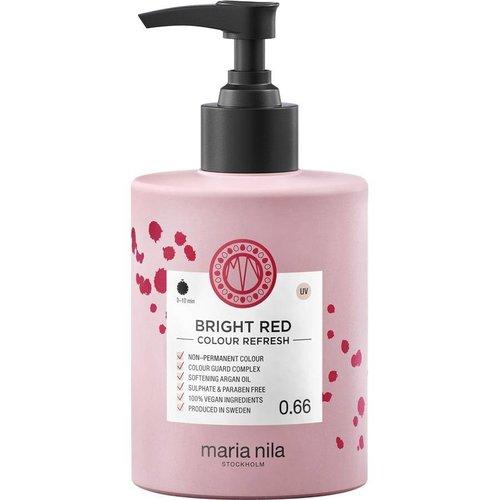 Maria Nila Colour Refresh 0.66 Bright Red