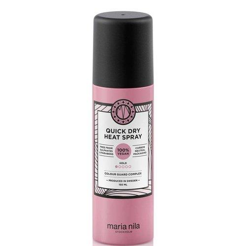 Maria Nila Style & Finish Quick Dry Heat Spray - 150ml