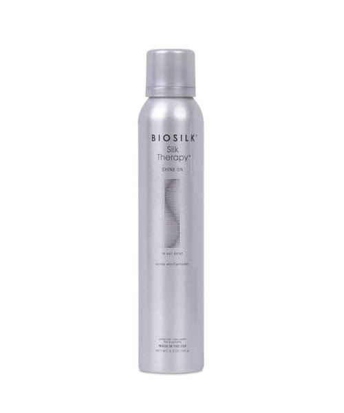 Biosilk Silk Therapy Shine On Glansspray- 150gr.