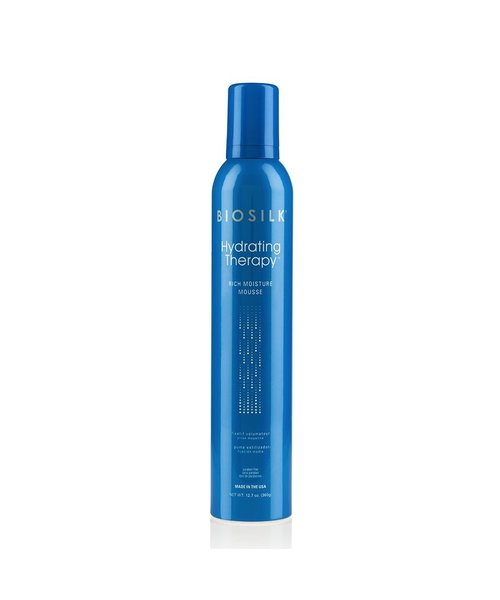 Biosilk Hydrating Therapy Rich Moisture Mousse - 360gr.