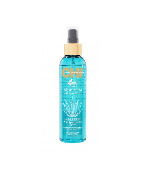 Aloe Vera Curls Defined Reactivating Spray - 177ml