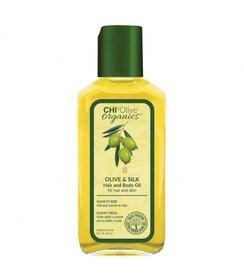 Olive Organics Oil