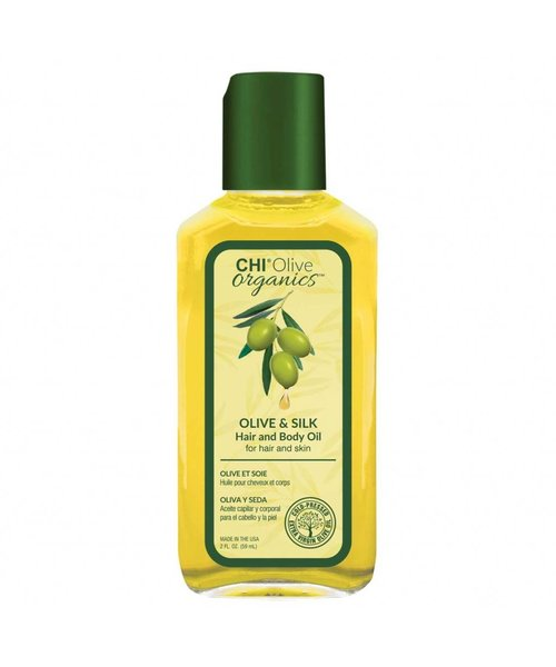Olive Organics Hair & Body Oil