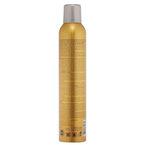 Keratin Flexible Hold Hairspray