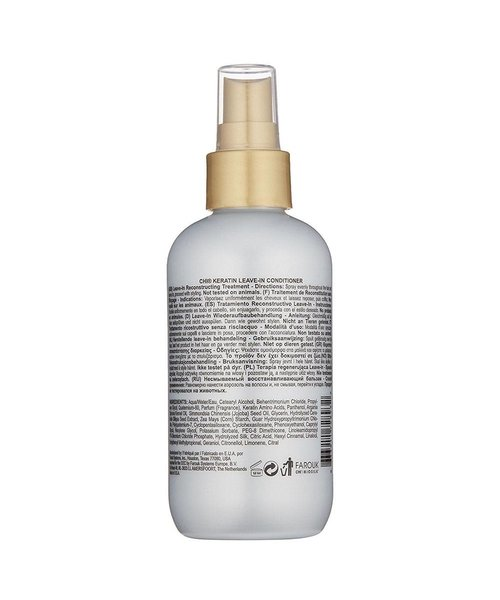 Keratin Weightless Leave-In Conditioner 177ml