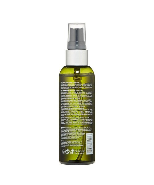Tea Tree Oil Soothing Scalp Spray - 89ml