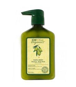 Olive Organics Shampoo