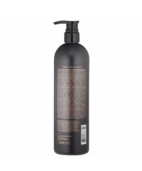 CHI Luxury Black Seed Oil Gentle Cleansing Shampoo