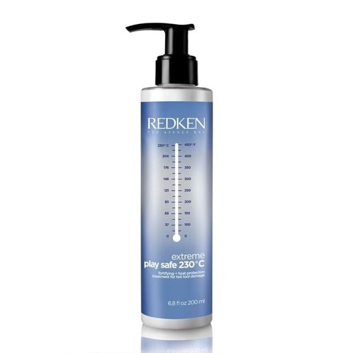 Redken Extreme Play Safe 3-in-1 Leave-In Treatment Fortifying Heat Protection - 200ml