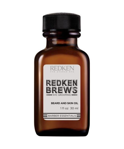 Redken Brews Men's Beard Oil - 30ml