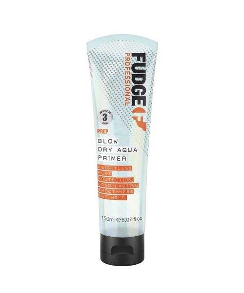 Fudge Prep Blow Dry Aqua Primer - 150ml
