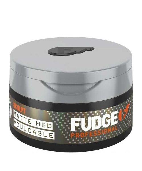 Fudge Sculpt Matte Hed Mouldable - 75gr.