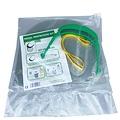 Beschermend Gezichtsmasker Transparant - 3 Schermen