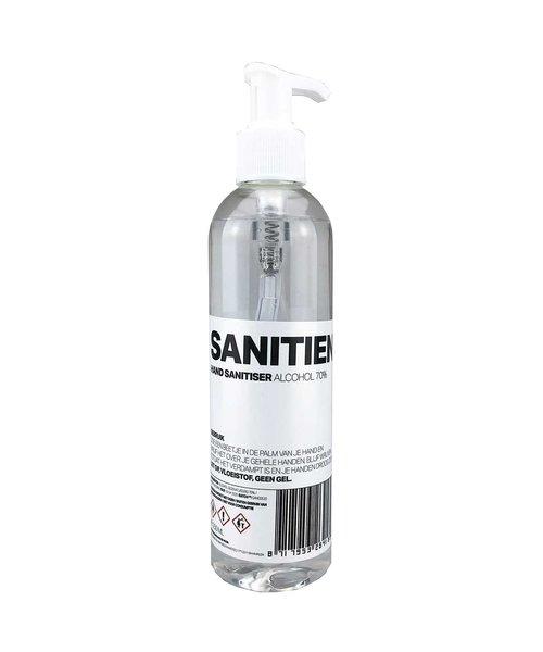 Sanitien Desinfecterende Handalcohol 70% Alcohol - 250ml