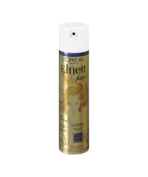 L'Oreal Elnett Satin Hairspray Strong Hold 500ml