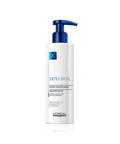 L'Oreal Serioxyl Clarifying Shampoo - Normaal Haar