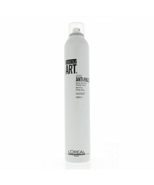 L'Oreal TecniArt Fix Anti Frizz Haarspray
