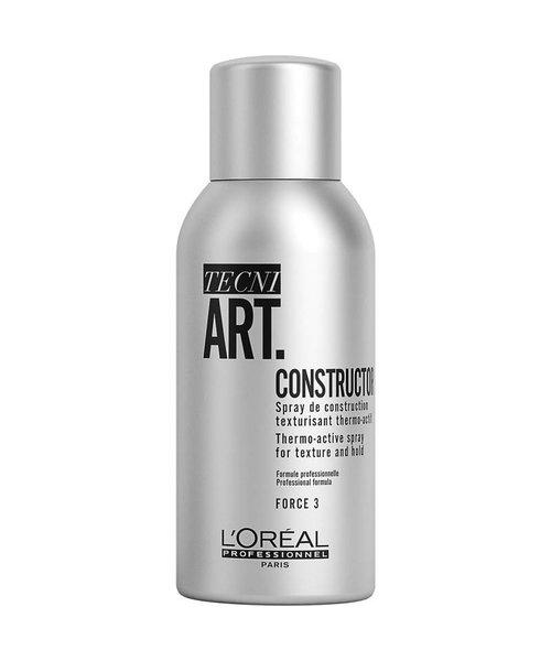 L'Oreal TecniArt Constructor 3 Thermo Active Spray - 150ml