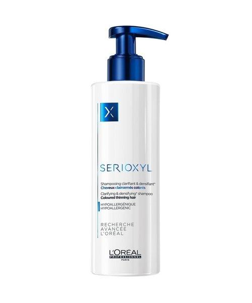 L'Oreal Serioxyl Clarifying Shampoo - Gekleurd Haar